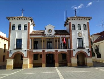 Ayuntamiento de Pinto. Fotografía: Mario Coronas