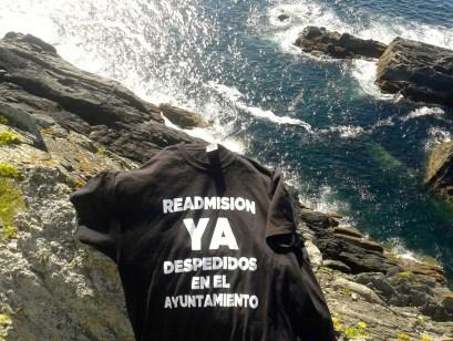 Camiseta en apoyo a #DespedidosXPPinto. Fuente: www.despedidosxppinto.com