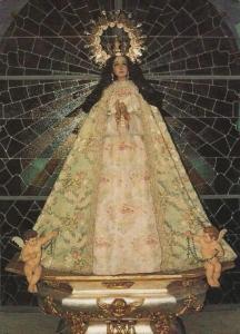 Virgen de la Asunción. Años 80