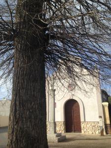 Ermita del Cristo. Fotografía: Mario Coronas
