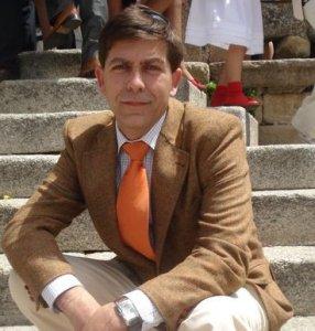 Fernando Oliver, candidato a la alcaldía de Ciudadanos Pinto
