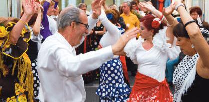 Actividades para los mayores de Pinto