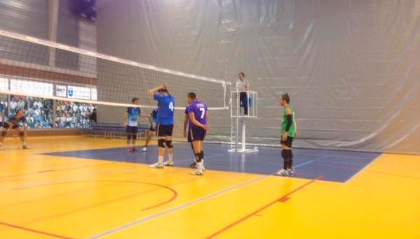 El Club Voleibol Pinto se plantó en semifinales de la Copa Comunidad de Madrid de Voleibol.