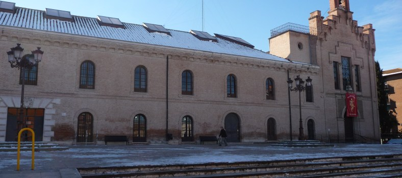 Centro Municipal de Cultura. Archivo. La Voz de Pinto.