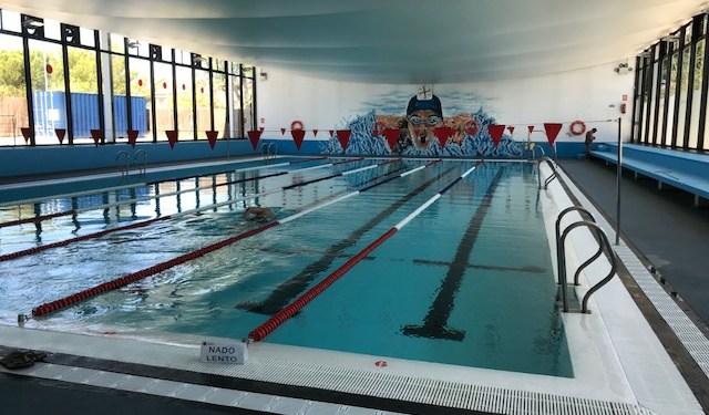 Imagen de la piscina climatizada. Foto: Ayuntamiento