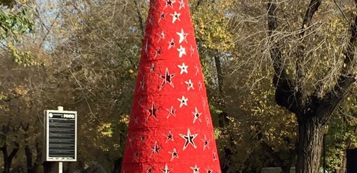 árbol navidad de Pinto