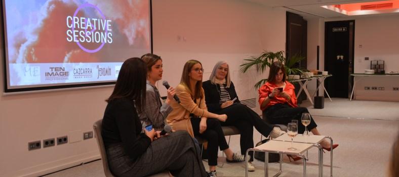 Evento Creative Sessions en el Hotle Me. Foto: Raquel Martín