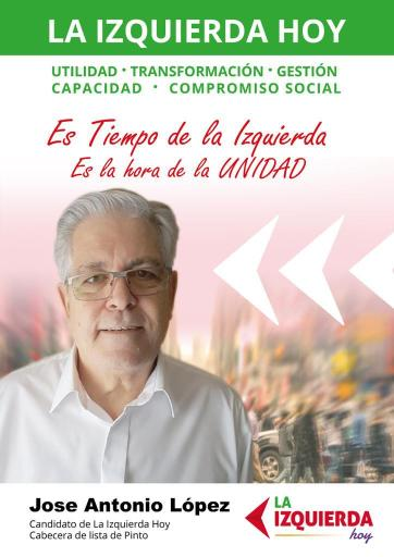 José Antonio López de Izquierda Hoy