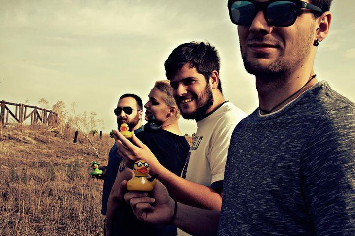 la banda pinteña de rock alternativo RPM