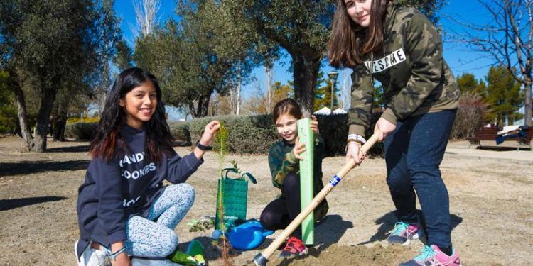 Todos unidos en el Día del Árbol para hacer un mundo mejor
