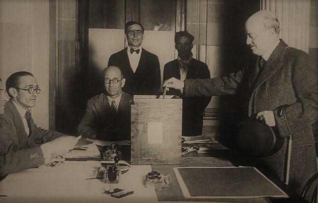 31 De Mayo De 1931 Pinto Elige A Sus Concejales La Voz De