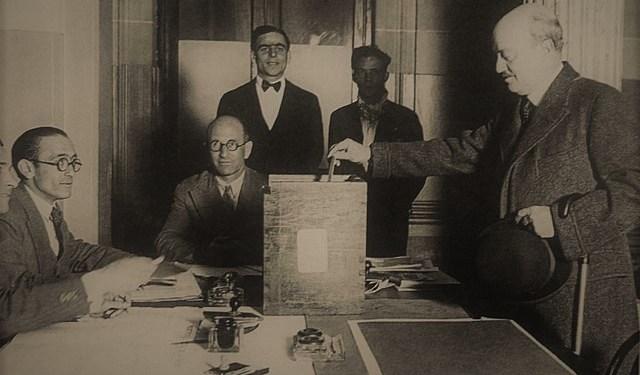 elecciones 1931 Pinto