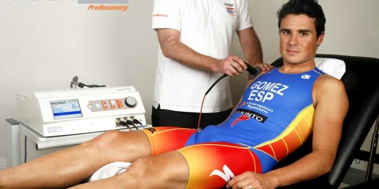 Indiba activ para acelerar la recuperación de las lesiones