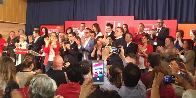 Presentación Lista Electoral PSOE Pinto