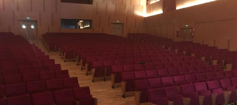 Teatro Francisco Rabal