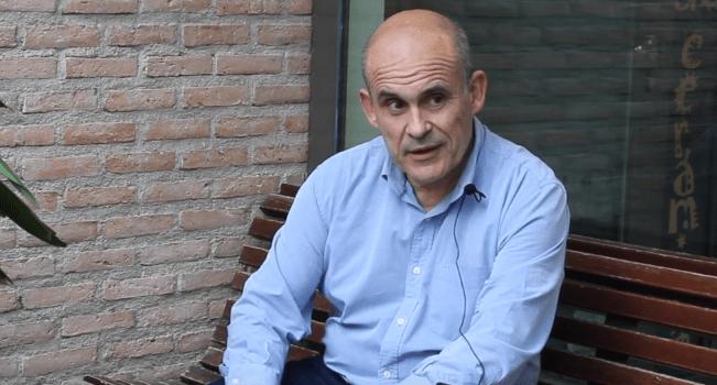 Justo Fernández, candidato de Somos Pinto a las #EleccionesPinto19