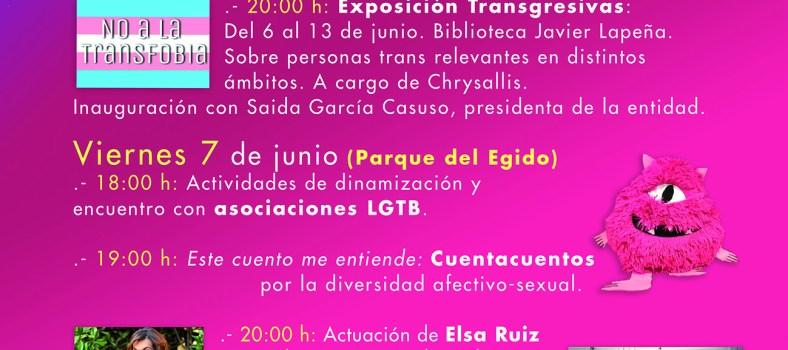 La población LGBT cuenta con el apoyo de la localidad y sus actividades