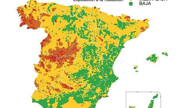 Se presenta un estudio sobre la medición del gas radón en Pinto