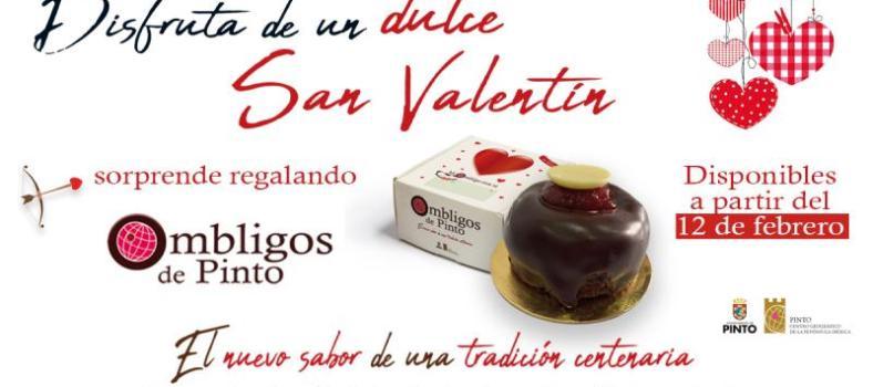 Un especial San Valentín con el dulce de Pinto, los Ombligos