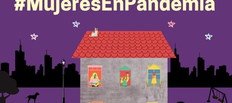 #MujeresEnPandemia