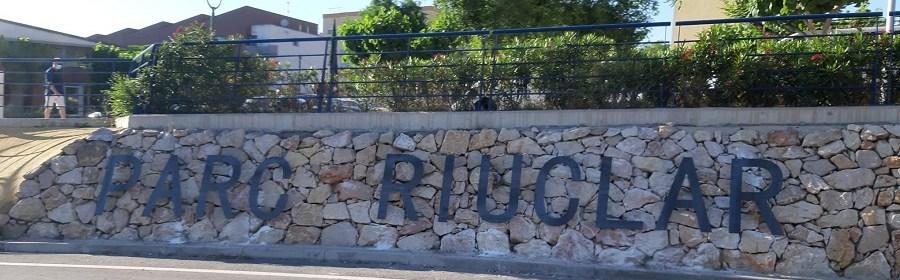 Cartel Parc Riuclar