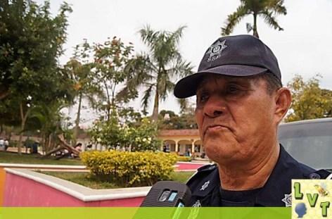 Delegado de la Secretaria de Seguridad Publica de Tantoyuca