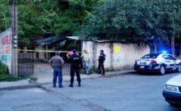 Policía Estatal fue la primer autoridad en arribar al lugar de los hechos. Foto: LVDT.
