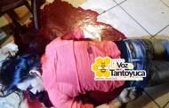 Asesinan a mesera y a homosexual en el interior de un bar