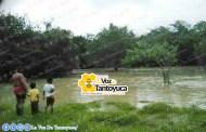 Incomunicadas al menos 30 localidades en Tantoyuca