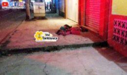 A balazos ejecutan a niña y a mujer en Las Choapas - Diario La Voz De Tantoyuca