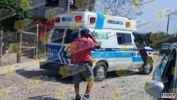 Mujer es lesionada con impacto de bala | CODEP
