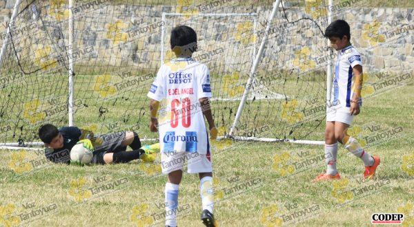 """Tuzitos"" Atlapexco cae 0-1 de visita ante filial Tantoyuca | LVDT"