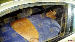 Se desmaya y choca, en la Ruiz Cortines | CODEP