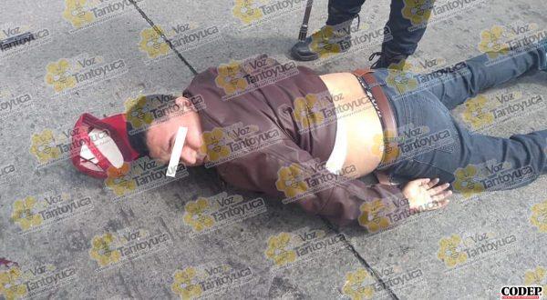 Enfrentamiento en Xalapa deja un muerto y dos detenidos | LVDT