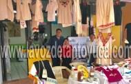 Apoya Gobierno Municipal de Chicontepec a Artesanas Indígenas