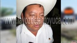 Francisco Escobar Martínez, Dirigente de la ONPPAM | Redes Sociales