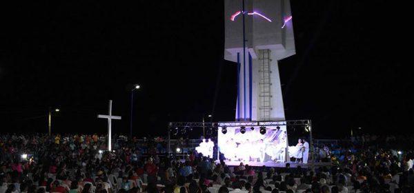 Inaugura Amado Guzmán rehabilitación del Mirador del Cerro de la Cruz | LVDT