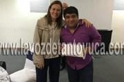 Denuncia coordinador distrital de México Libre Tuxpan intento de destitución