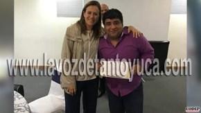 Denuncia coordinador distrital de México Libre Tuxpan intento de destitución | LVDT