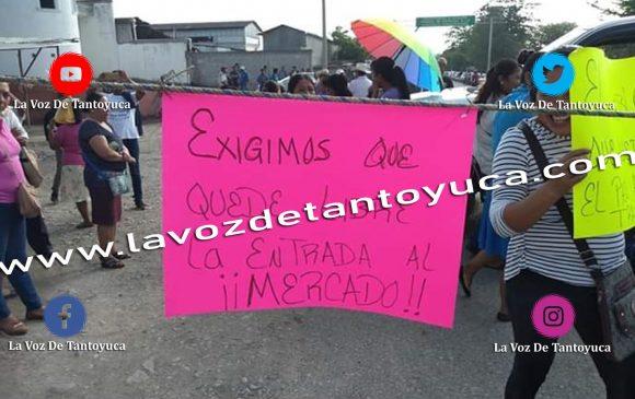 Lugareños bloquean carretera por pleito de transportistas, en Chalma | LVDT