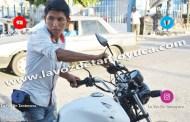 Conductor distraído provoca percance vial sobre la municipalizada