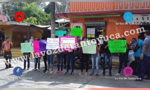 AMLO quiero mi beca: estudiantes | LVDT