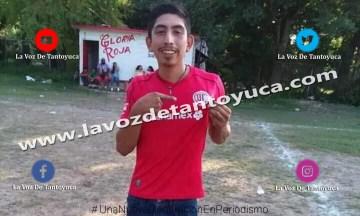 Buscan a joven desaparecido   LVDT