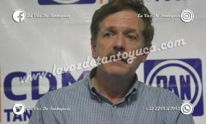 Expulsión de diputados del PAN en Baja California deberá ser una advertencia para los diputados de Veracruz: Juan Romero Hicks | LVDT