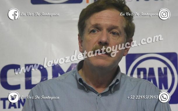 Expulsión de diputados del PAN en Baja California deberá ser una advertencia para los diputados de Veracruz: Juan Romero Hicks