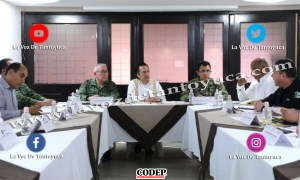En Tantoyuca, pide Gobernador trato digno a migrantes | LVDT