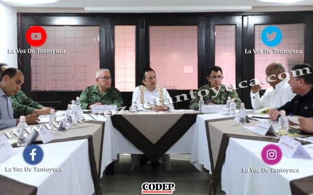 En Tantoyuca, pide Gobernador trato digno a migrantes