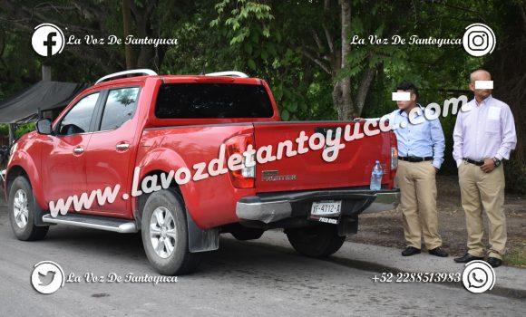 Derrapa y choca a camioneta por alcance  | LVDT