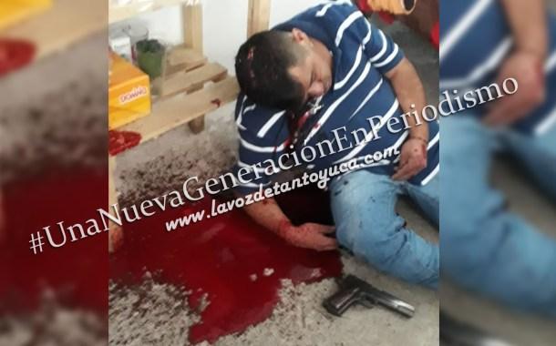 Se mata para no ser detenido presunto asesino de alcaldesa de Mixtla