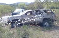 Se mata ganadero en aparatosa volcadura en Chicontepec